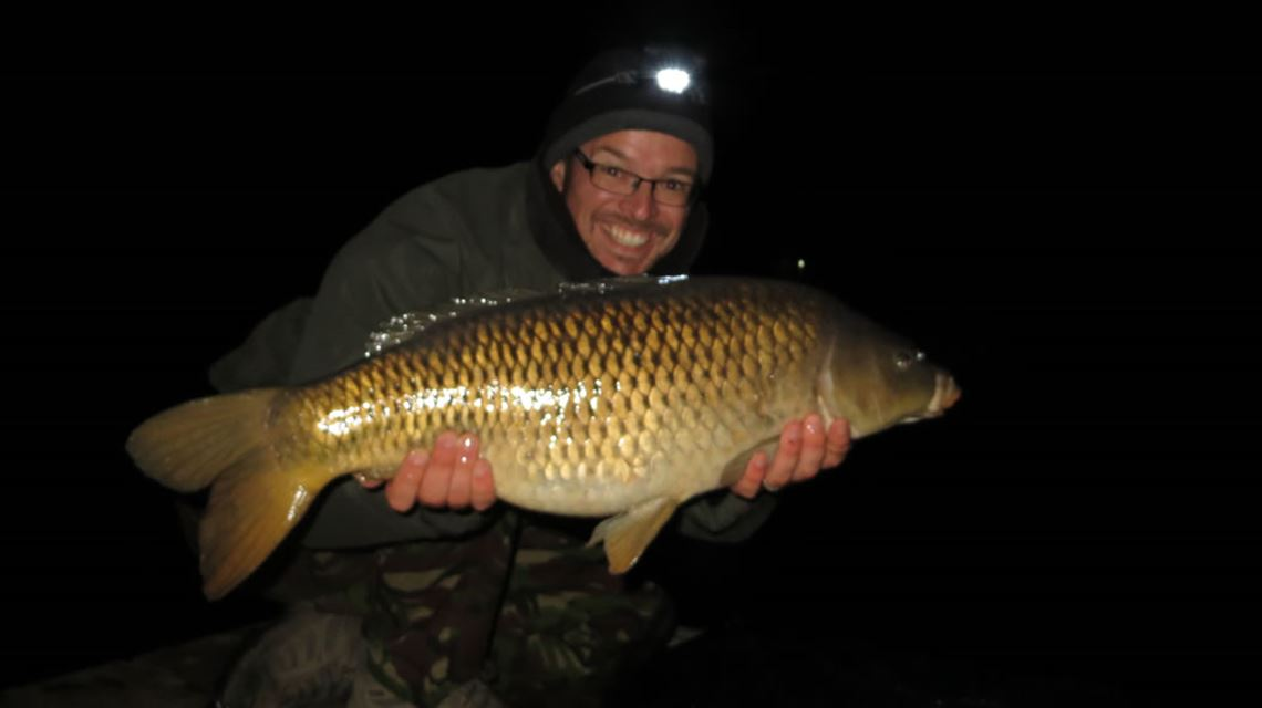 Common carp from Follyfoot Fishery