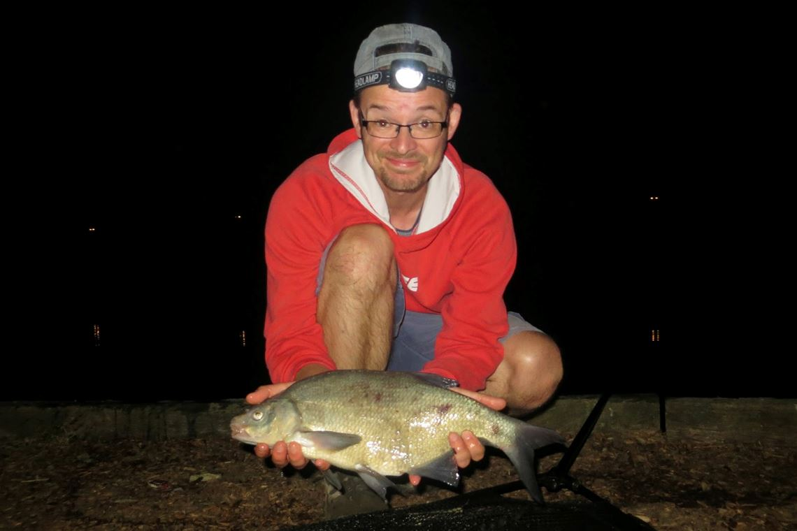 Bream from Bagwood Lake