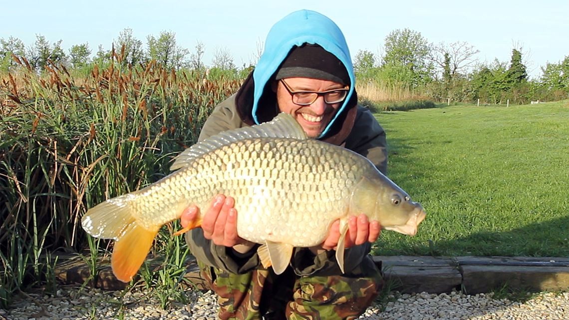 3rd Common Carp from Little Hayes at Todber Manor