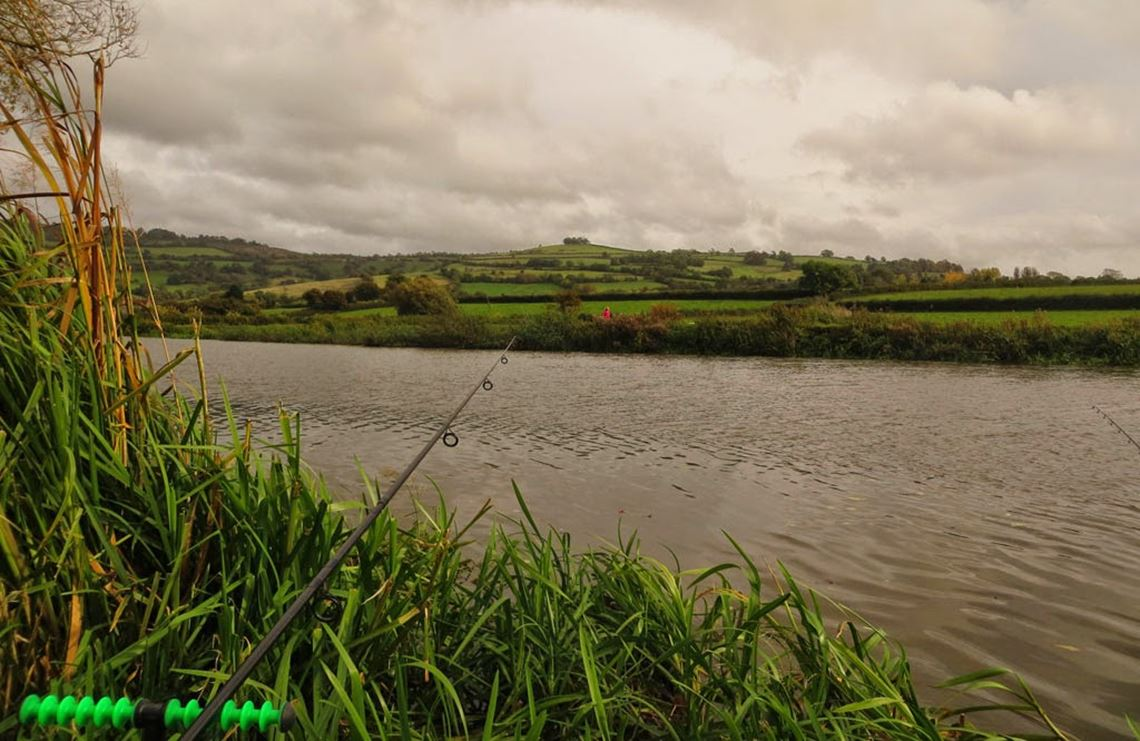 The River Avon at Saltford